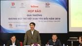 Công bố danh sách đề cử Gương mặt trẻ Việt Nam tiêu biểu 2018