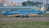 Máy bay của Vietnam Airlines