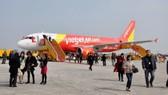Nhiều chuyến bay của Vietjet bị điều chỉnh giờ bay
