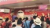 Cục Hàng không Việt Nam đang phối hợp Vietjet xử lý tình trạng chậm, hủy chuyến liên tục