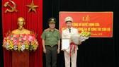 Giám đốc Công an tỉnh Phú Thọ làm Chánh Thanh tra Bộ Công an