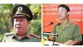 2 cựu tướng Bộ Công an bị truy tố