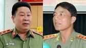 2 cựu tướng công an chuẩn bị hầu tòa