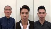 3 đối tượng hành hung phóng viên