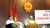 Đề xuất nhiều giải pháp đẩy mạnh phân cấp quản lý nhà nước