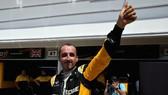 Robert Kubica ở Abu Dhabi