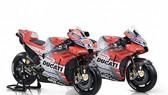 Mẫu xe đua mới của Ducati