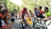 Chris Froome ở Vuelta a Espana 2017