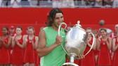 Rafael Nadal đăng quang Queen's Club 2008