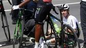 Mark Cavendish lại đo đường