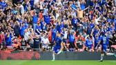Sự phấn khích của các CĐV Chelsea
