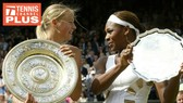 Sharapova và Serena ở Wimbledon