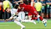 """Salah vẫn nhớ về cú """"vật judo"""" mà Ramos dành cho anh"""
