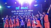 Phước Lộc FC lên ngôi vô địch đầy thuyết phục