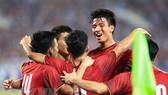 越南國家奧林匹克足球隊。
