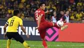 桂玉海(右)躋身2019年阿聯酋亞洲盃最值得關注的6大後衛名單。