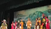 中國汕頭市廣東潮劇院二團演出的一幕。