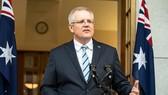 澳大利亞總理斯科特‧莫里森