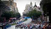 Madrid - đích đến cuối cùng của các kỳ La Vuelta