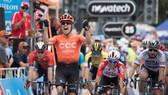 Niềm vui chiến thắng của Patrick Bevin