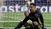 Ronaldo thất vọng sau trận thua quá rõ ràng của Juventus
