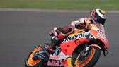 Marquez quá nhanh trên đường đua
