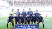 Đội hình xuất phát của Incheon