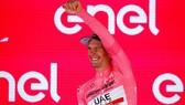 Jan Polanc là cua-rơ thứ 3 mặc Áo hồng ở Giro d'Italia 2019