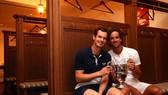 Murray và Lopez giành danh hiệu đôi tại Queen's Club