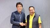 Ông Nishino trở thành tân HLV trưởng Thái Lan