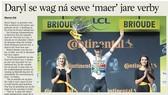 Báo chí Nam Phi viết về chiến thắng của Impey
