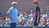 Mối quan hệ giữa Lendl và Zverev đã chấm dứt