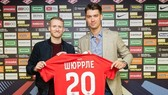 Andre Schurrle sẽ mặc áo số 20 ở Spartak Moscow