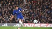 Pedro mở tỷ số sớm cho Chelsea. Ảnh: Getty Images.