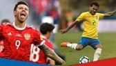 Lịch thi đấu giao hữu quốc tế, ngày 22 và 23-3