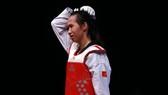 Kim Tuyền và nỗi buồn. Ảnh: DŨNG PHƯƠNG
