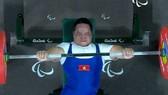 Bình An có HCB. Nguồn: paralympic
