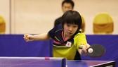 Miku Izumo (Nhật Bản) vô địch đơn nữ