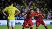 Việt Nam đã vượt qua Thái Lan ở King's Cup 2019. Ảnh: DŨNG PHƯƠNG