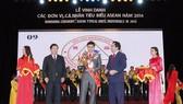 Công ty Yến sào Khánh Hòa nhận được Giải thưởng thương hiệu nổi tiếng Asean và Giải thưởng Green Tech (Công nghệ xanh)