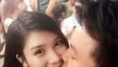 Quang Lê công khai tình tứ với bạn gái 9X xinh đẹp