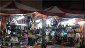 A Short tour around Ben Thanh Night market