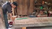 """Phát hiện thêm nhiều điểm tập kết gỗ """"khủng"""" tại Đắk Lắk"""
