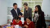 Khánh thành phòng học cho nạn nhân chất độc da cam tại Đà Nẵng