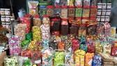 Hàng không rõ nguồn gốc bủa vây người tiêu dùng