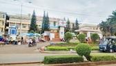 Bệnh viện đa khoa tỉnh, nơi đang điều trị cho bà Lựu