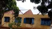 Mưa đá kèm gió lốc làm gần 50 căn nhà ở Kon Tum bị tốc mái