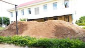 Khai thác cát lậu, bị xử phạt 25 triệu đồng