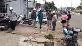 Thanh niên gục chết sau tiếng nổ lớn