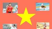 Những ngôi sao của Thể thao Việt Nam hứa hẹn toả sáng năm 2018.